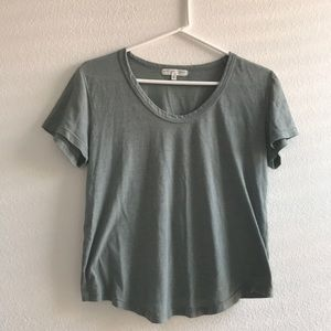 UO Truly Madly Deeply Tee, Teal
